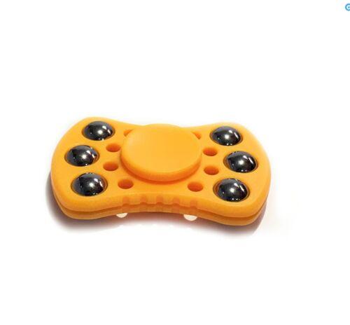 Fidget Toy Hand//Finger Spinner R188 SS Bearing Spin time 4-5 minutes Orange