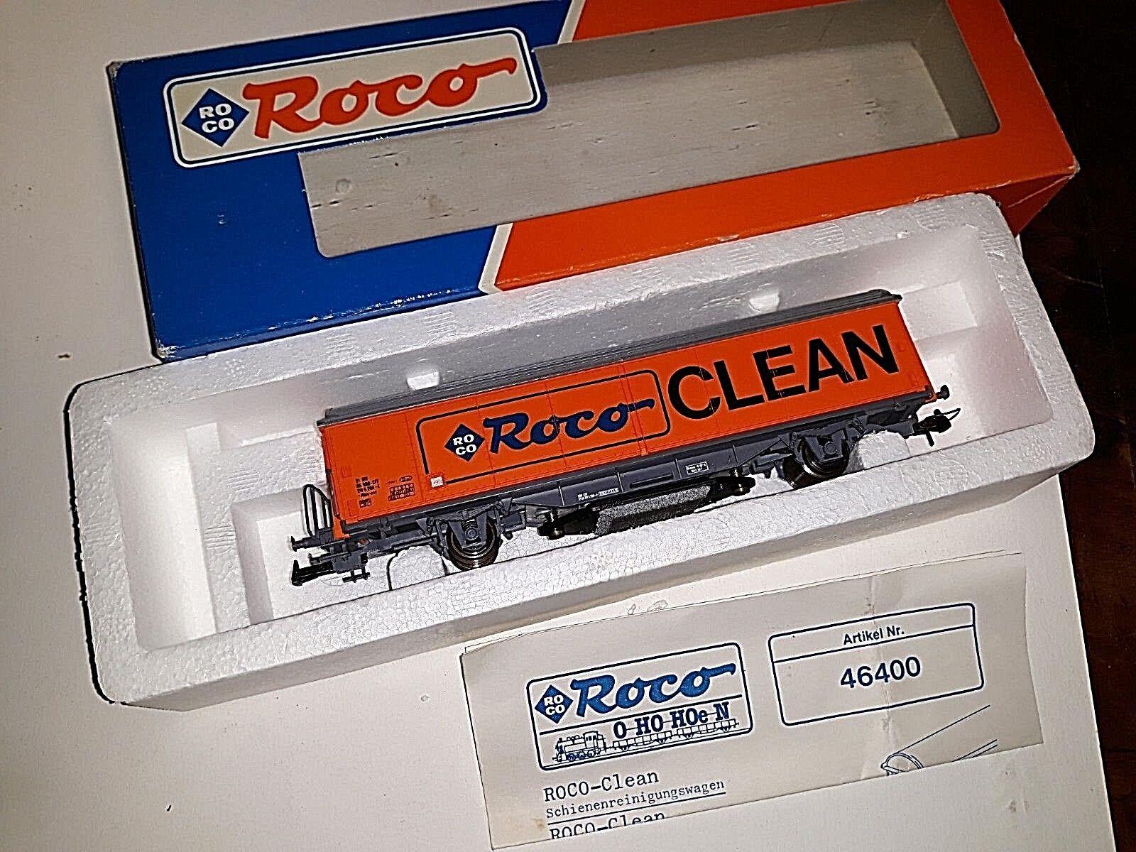 ROCO 46400 ROCO-CLEAN - NUOVO CON SCATOLA E ISTRUZIONI - VINTAGE