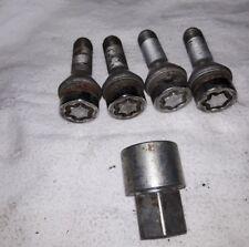 McGard Locking Wheel Bolts 12x1.25 Nuts for Alfa Romeo GT 04-10