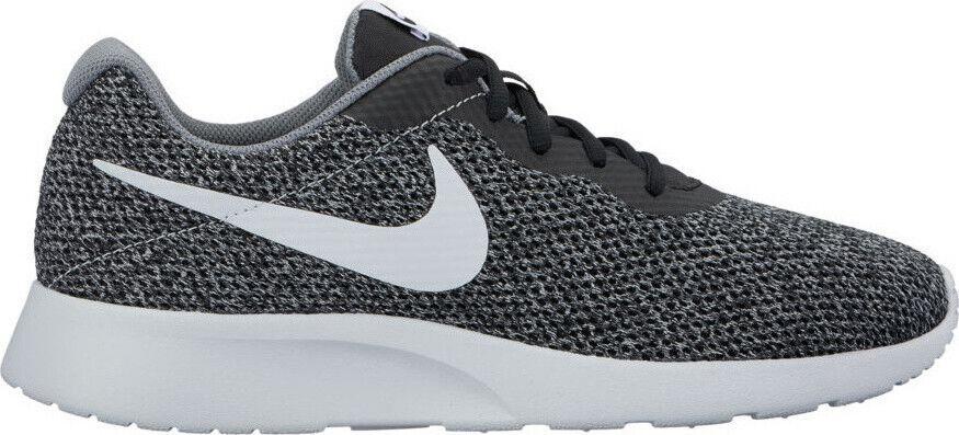 Nike Tanjun SE Black Pure Platinum Cool Grey Mens Running shoes 844887 010