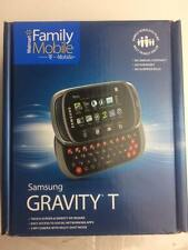 Samsung Gravity t T669 GSM Unlocked Slider Qwerty Keyboard at&t tmobile unlocked
