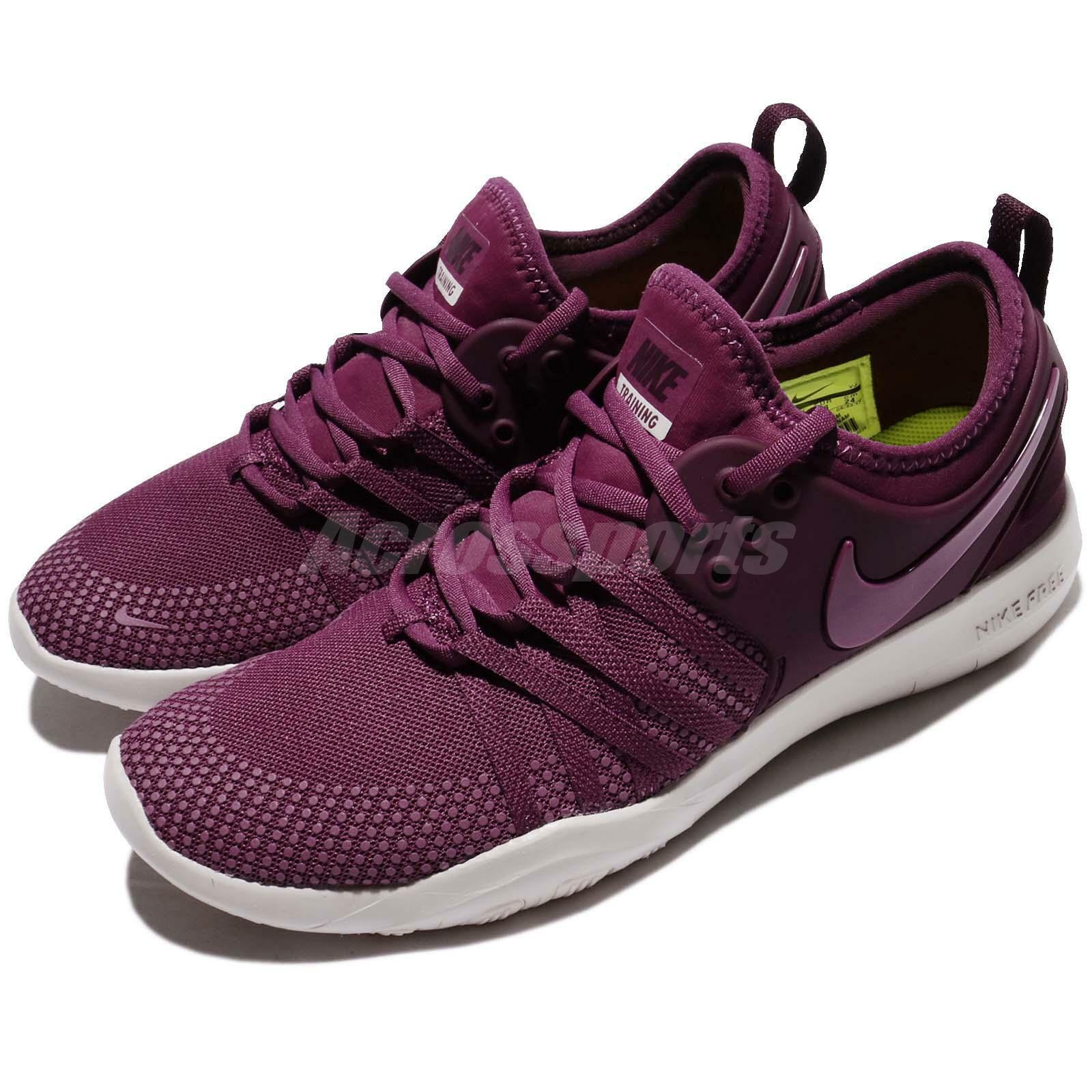 Wmns Nike Free Berry TR 7 VII Tea Berry Free Bordeaux Rouge Women Training Chaussures 904651-603 20b984