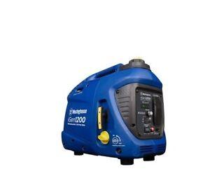 Westinghouse iGen1200 Super Quiet Portable Inverter Generator, Gas Powered