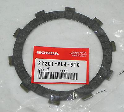 22201-ML4-610 Honda Clutch Friction Disk for ATC250 CB350 CB400 CB450 CM400 ...