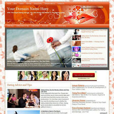 Online Dating Affiliate Business Website For Sale! Best Way Earn Money At Home!
