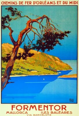 3185.Le Perche Pittoresque POSTER.French Travel art Room Home art decoration