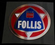 Follis Head Badge