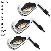 Acer - Xp Flat Golf Head Set - 3 4 5 6 7 8 9 Pw Sw Gset-i3030f