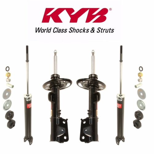 For Ford Explorer FWD//4WD Front /& Rear Strut Assembly KYB Excel-G