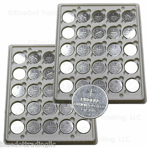 New 50 PCS Lithium Maganese Batteries 3V 3 Volt CR2016 - Quick andy Free Ship
