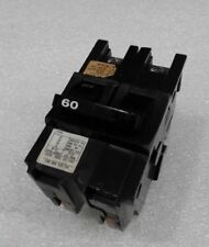 2p60 Federal Pacific 2pole 60amp 240v Circuit Breaker 2 Year Warranty