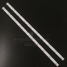 2Pcs 32 Inch Universal LED Backlight Strips Optical Lens for TV Monitor 10LEDs