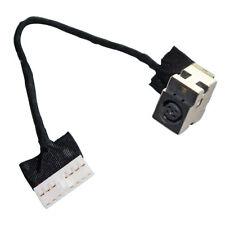 DC power jack in cable harness for HP PAVILION G56-106SA G56-109SA G56-116SA