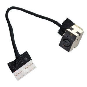 DC-Power-Jack-Socket-Harness-For-HP-PAVILION-G62-144DX-G62-323CA-G62-325CA