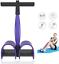 MEYUEWAL Multifonction Bandes Mise à Niveau 6 Tubes Élastique Fitness avec Pédal