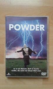 Powder Dvd Sean Patrick Flanery Erstauflage Z4 OOP Rarität Deutsch Top - Deutschland - Powder Dvd Sean Patrick Flanery Erstauflage Z4 OOP Rarität Deutsch Top - Deutschland