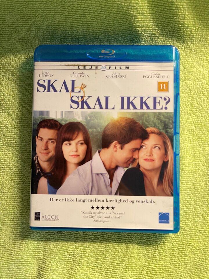 Skal skal ikke ? , Blu-ray, romantik