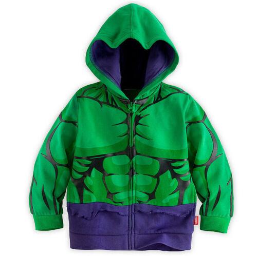 Toddler Kids Boys Hoodies Jacket Coat Long Sleeve Sweatshirt Jumper Tops Sweater