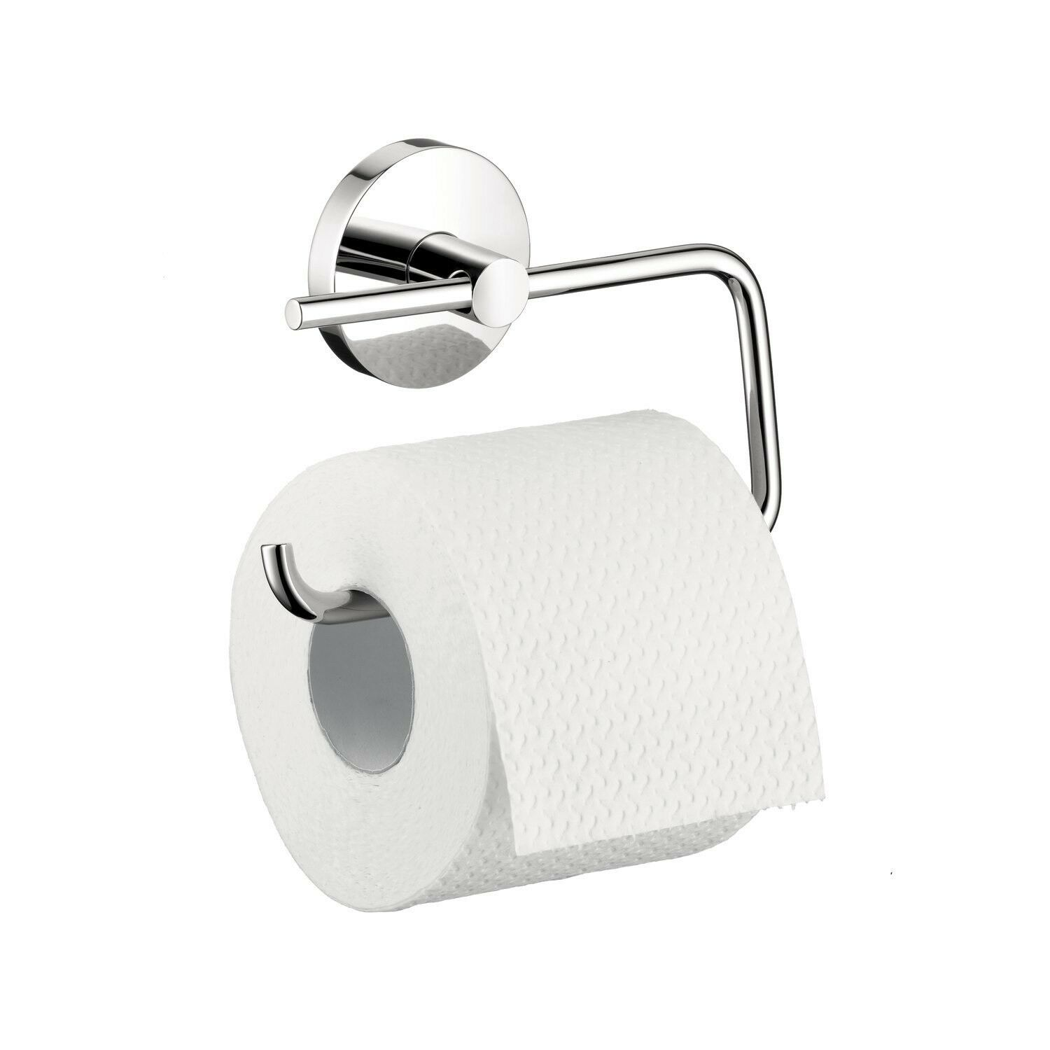 Hansgrohe Logis Open Toilet Paper Roll Holder Chrome