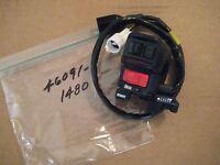 Kawasaki Klf110 Mojave Stop/start/choke Switch Control
