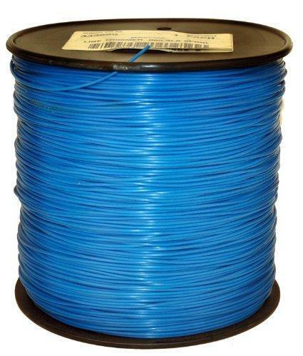 "MaxPower 333665 RoundCut Trimmer Line .065"" X 1800' Blue"