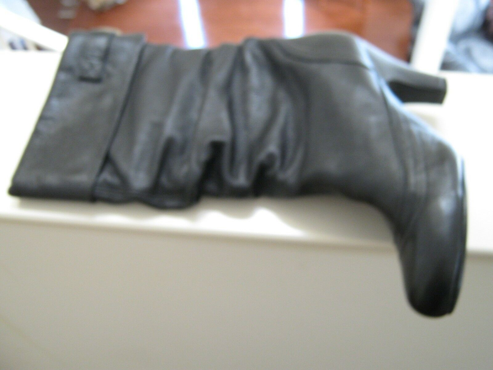 "Legion Ladies Boots , 14"" High , Mid Calf , Size 8 , Sc"