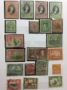 BRITISH COLONY STAMPS 51pc ULTRA RARE UNIQUE jamaica/cyprus/aden/brunei/togo/