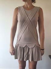 Sass & Bide Designer Cotton Dress Top Size Medium