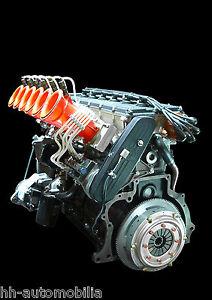 DINA4-Poster-Foto-BMW-M1-Motor-Sportwagen-Motor-engine-Auto-Geschenkidee-1