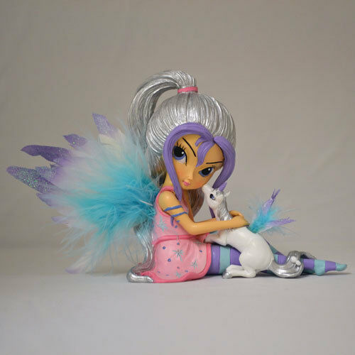 Etheral Grace Fairy and Unicorn Enchanting Companions - Jasmine Becket-Griffith