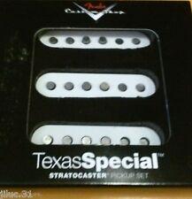 NEW set FENDER CUSTOM SHOP TEXAS SPECIAL STRAT - 0992111000 - stratocaster -