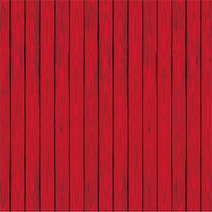 30ft Red Barn Backdrop Western Cowboy Hoedown Party
