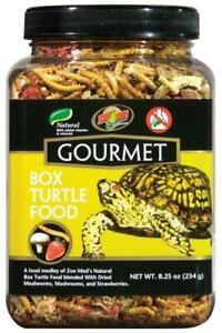 Zoo-Med-Gourmet-Box-Turtle-Food-8-25-Ounce-Container