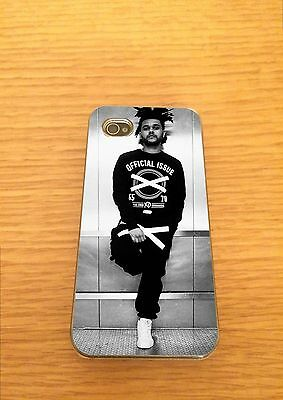 The Weeknd Phone Hard Case Cover Fits Iphone - 4,4s,5,5s,5c,6,6+  XO XO