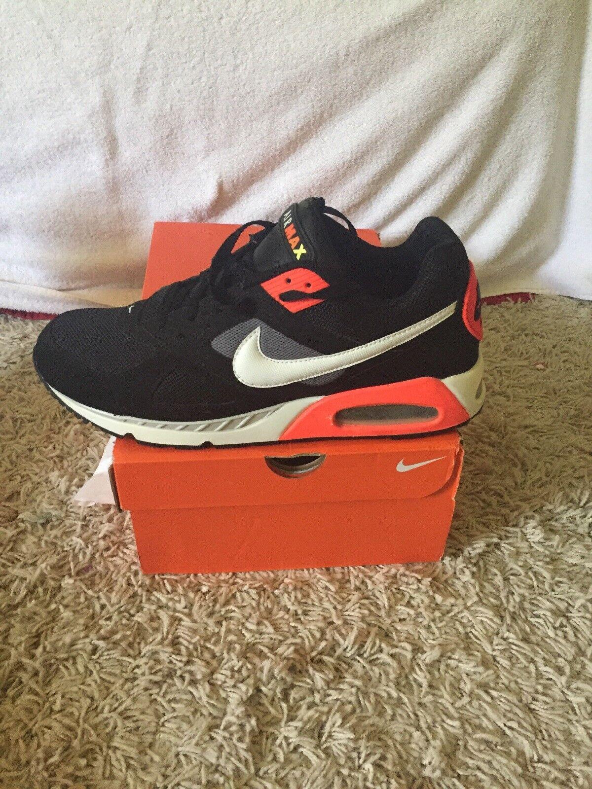 Nike air max ivo - bianco e nero & 12 infrarossi - uomo numero 12 & 68e49e