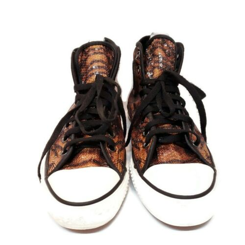 Converse Sneakers All Star High Top Tiger Sequin B
