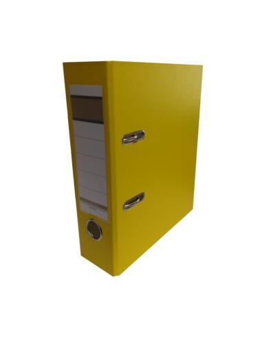 gelb DIN A5 75mm 10x Ordner Farbe