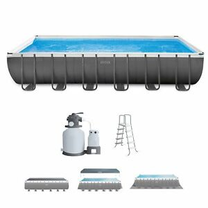 Intex-24-039-x-12-039-x-52-034-Ultra-Frame-Rectangular-Above-Ground-Swimming-Pool-Set