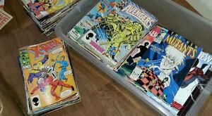 5x-Marvel-Comics-Wholesale-Mixed-Job-Lot-Collection