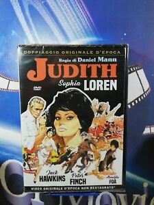 Judith - (1965) Sophia Loren ** A&R Productions *Dvd* ....NUOVO