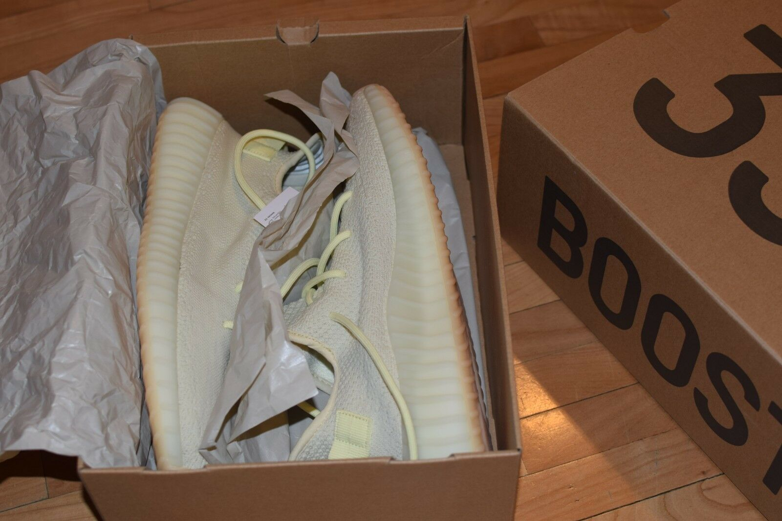 Adidas Yeezy Boost 350 V2 Butter 44 (US 10;  2)