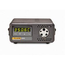 Fluke Calibration 9100s D 156 Handheld Dry Well Temperature Calibrator