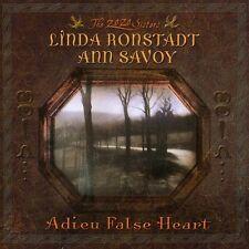 Linda Ronstadt - Adieu False Heart [New CD]