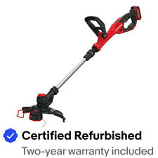 Craftsman CMCST900D1R 20V 13 in. Trimmer/Edger Kit 2Ah Certified Refurbished