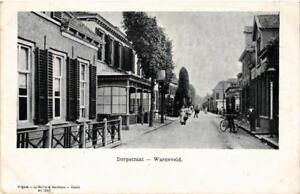 Cpa Warnsveld Dorpstraat Netherlands (602986) 1wrdw3ur-07215633-396732576