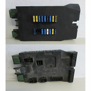 Centralina-scatola-fusibile-08501002-0005400650-VW-LT-35-Mk2-17480-17A-2-B-3