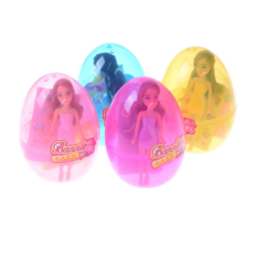 Kid Playhouse Girl Magic Egg Doll Toy s Dress Up Role Play Figure TTE