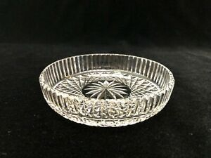 Waterford-Crystal-Candy-Bowl-Dish-5-034-Diameter-1-034-High