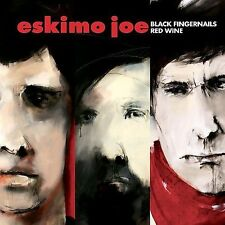 ESKIMO JOE Black Fingernails Red Wine CD & DVD, Digipak w/insert, 2007, VG