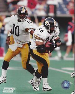 DF956 Kordell Stewart Pittsburgh Steelers Rookie Football 8x10 11x14 16x20 Photo